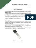 Consulta Sensor de Temperatura LM35