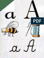 Alfabetul planșe
