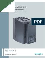 G120C Parameters 2