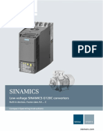 G120C Parameters