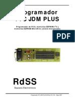 Programador de PICs, Memorias EEPROM I 2 C y Memorias EEPROM MicroWire (Zócalo Incorporado) Equipos Electrónicos