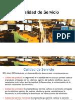 1.6.- Calidad de Servicio