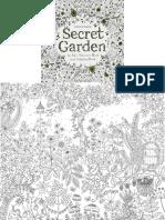 The Secret Garden Johanna Basford Pdf