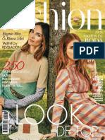 ¡Hola! Fashion - Mayo 2018 - PDF - HQ