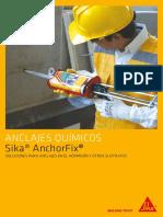 Sika AnchorFix