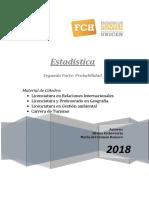 Teoría de Estadística 2018. Segunda parte..pdf