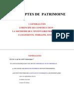 PatrimoineBase2000(Slides)