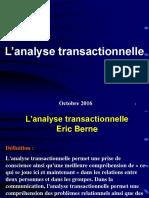 Analyse Transactionnelle