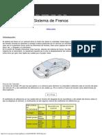 Sistema de Frenos 01