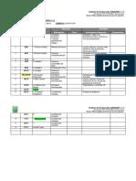 Cronograma DS 2018