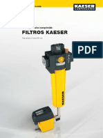 KAESER Catalogo Compresores