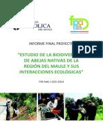 Informe Final Abejas 5