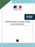 Guide d'aide à l'achat relatif aux émulseurs.pdf