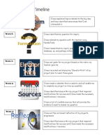 Inquiry Project Scope & Sequence