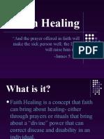 Faith Healing[1]