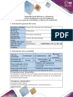 Guía de Actividades y Rúbrica de Evaluación - Fase 3 - Estudio de Caso Del Grupo Alfa