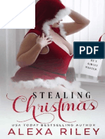 Stealing Christmas - Alexa Riley