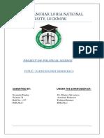 Report 154 Vol 1