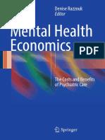 Libro Mental Health Economics.pdf