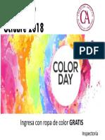 Plantilla Color Day