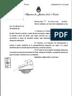 Rosenkrantz contrató a un abogado del Gobierno
