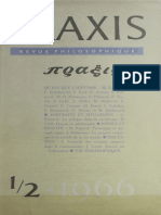 Praxis, International Edition, 1966, No. 1-2