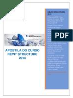 Apostila - Curso Revit Structure 2016