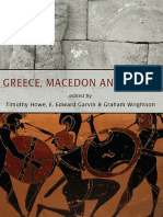 Greece, Macedon and Persia - Timothy Howe, E. Edward Garvin, Graham Wrightson