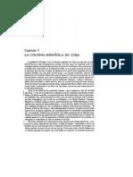 Thomas, H. La colonia española en Cuba. En L. Bethell.doc
