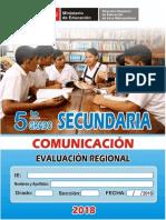 Eval Regional 5 to Comunicacion