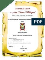Gestion de La Cadena de Suministros (Scm)