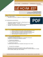 Secuencia didáctica Qué hora es.pdf