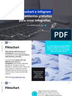 Piktochart e infogram