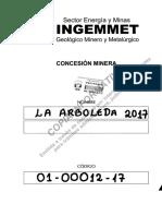 La Arboleda 2017