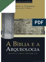 A Bílbia e a Arqueologia - Dr John A Tompson.pdf