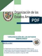 Organizacion de Los Estados Americanos