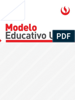Modelo Educativo Upc
