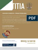 Casopis Udruzenja Sudijskih i Tuzilackih Pomocnika Srbije