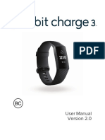 Fitbit Charge 3 Manual