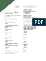 Negra Soy - Poema