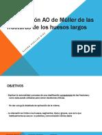 Clase Clasificación AO
