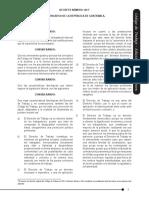 Codigo de Trabajo Edición Conmemorativa Reformado 2017