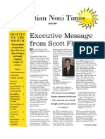 Tahitian Noni Times June 2008