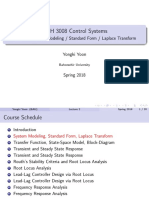 Lecture2 - System Modeling, Standard Form, Laplace Transform.pdf