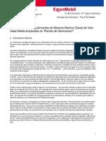Tip of the Week, Measuring Water in Lubricating Oils, F.porres, May- 2007 (Spanish)