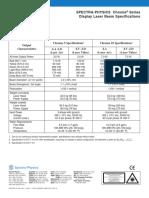 Ion Chroma510 Display Datasheet