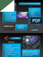 Temario Producción Musica Electronica