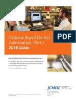 2018 NBDE PartI Guide?