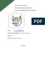 Practica 9 - Latex