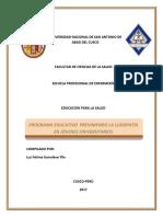 Formato de Programas Educativos 1